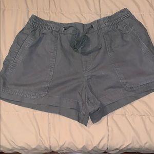 Gap Linen Drawstring Shorts